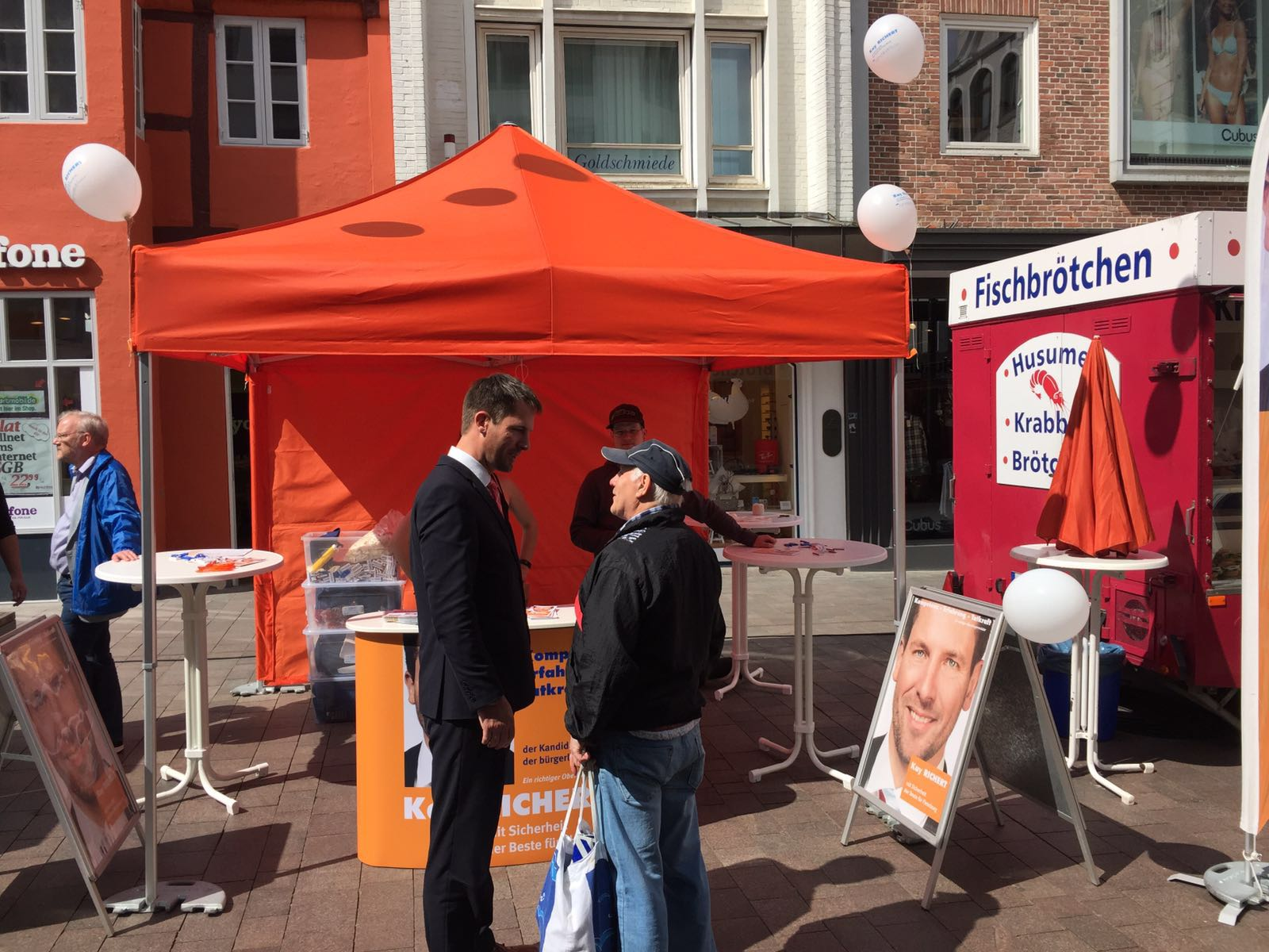 Wahlstand Aktuell