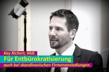 Kompetenzzentrum für deutsch-skandinavische Wirtschaftsbeziehungen