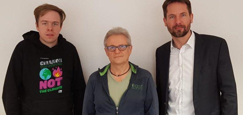 Flensburger Bürgertelefon – Abgeordnete: Flensburg zeigt sich solidarisch