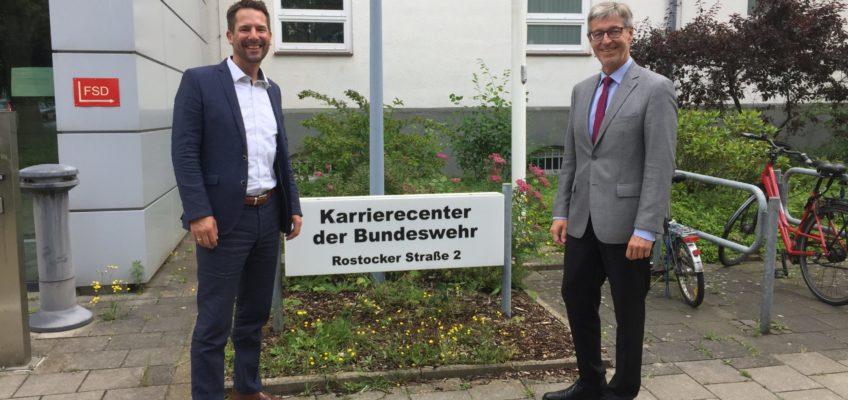 KarriereCenter der Bundeswehr in Kiel