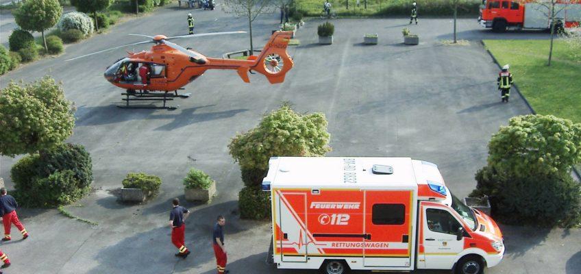 Zentralkrankenhaus sichert die medizinische Versorgung für die nächsten Jahrzehnte
