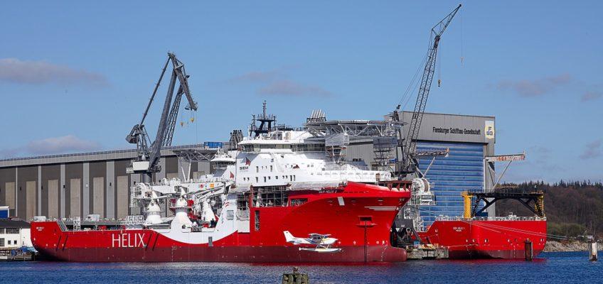 Schleswig-Holstein steht zu seinen Werften und Zulieferern