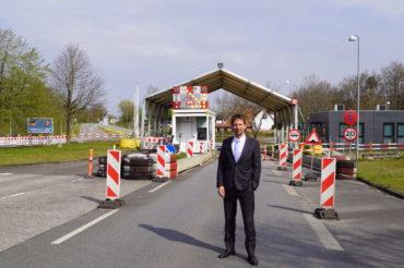 Corona: Reisebeschränkungen im deutsch-dänischen Grenzland