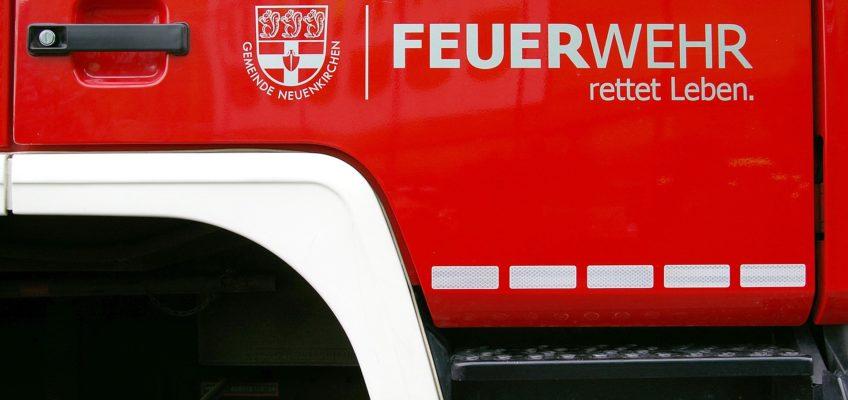 Impfung von Angehörigen der Feuerwehren