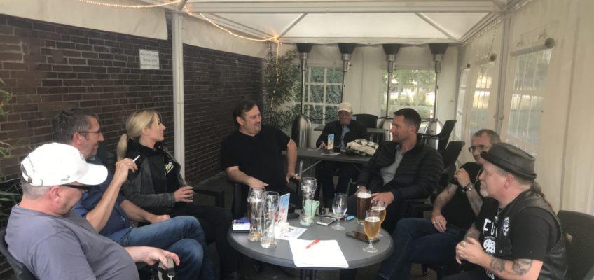 """""""Die Erbse""""  – Treffen mit Gastronomen in der Kieler Kultkneipe"""