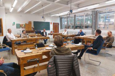 neue Lehrwerkstatt für das Tischlerhandwerk